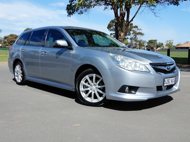 Used Subaru Liberty B5 MY12 2.5i Lineartronic AWD, 2012 Subaru Liberty B5 MY12 2.5i Lineartronic AWD Silver 6 Speed Constant Variable Wagon
