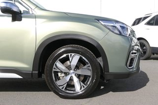 2019 Subaru Forester S5 MY19 2.5i-S CVT AWD Green 7 Speed Constant Variable Wagon