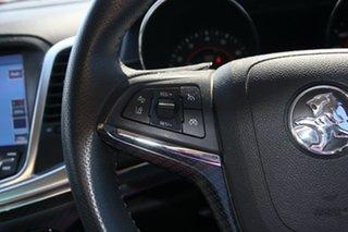 2015 Holden Ute VF II SS-V Redline Black 6 Speed Manual Utility