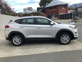 2020 Hyundai Tucson TL4 MY21 Active 2WD Platinum Silver 6 Speed Automatic Wagon.