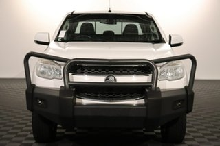 2015 Holden Colorado RG MY15 LT Crew Cab White 6 speed Automatic Utility.