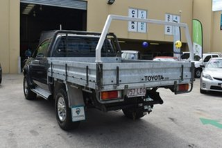 2008 Toyota Hilux KUN26R 08 Upgrade SR (4x4) Grey 5 Speed Manual X Cab Cab Chassis.