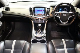 2016 Holden Caprice WN MY16 V Silver 6 Speed Auto Active Sequential Sedan