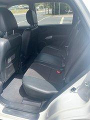 2008 Kia Sportage LX White Manual Wagon