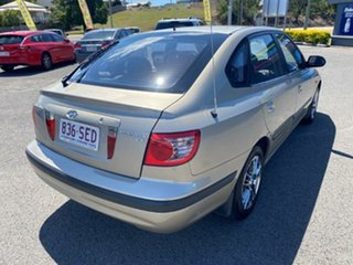 2006 Hyundai Elantra XD MY05 Beige 4 Speed Automatic Hatchback.