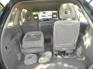 2001 Mazda MPV LW10G1 Green 4 Speed Automatic Wagon