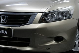 2008 Honda Accord 8th Gen V6 Bronze 5 Speed Sports Automatic Sedan.