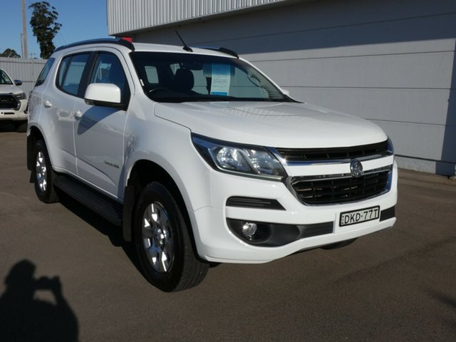 Used Holden Trailblazer RG MY17 LT, 2016 Holden Trailblazer RG MY17 LT White 6 Speed Sports Automatic Wagon