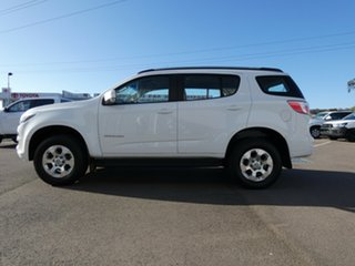 2016 Holden Trailblazer RG MY17 LT White 6 Speed Sports Automatic Wagon