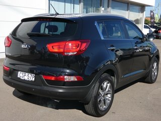 2014 Kia Sportage SL MY14 Si 2WD Premium Black 6 Speed Sports Automatic Wagon