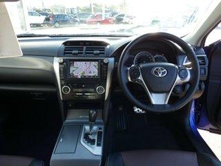 2012 Toyota Aurion GSV50R Sportivo ZR6 Blue 6 Speed Sports Automatic Sedan