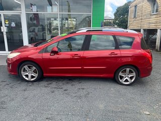 2009 Peugeot 308 XSE HDi Red 4 Speed Automatic Wagon