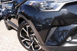 2017 Toyota C-HR NGX50R Koba Black Automatic Wagon.
