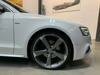 2013 Audi A5 8T MY14 Sportback Multitronic White 8 Speed Constant Variable Hatchback.