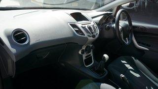 2009 Ford Fiesta WS Zetec Red 5 Speed Manual Hatchback