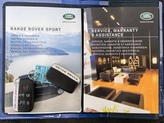 2016 Land Rover Range Rover LW MY16 Sport 3.0 TDV6 SE Kaikoura Stone 8 Speed Automatic Wagon