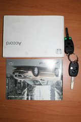 2008 Honda Accord 8th Gen V6 Bronze 5 Speed Sports Automatic Sedan