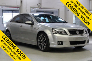 2016 Holden Caprice WN MY16 V Silver 6 Speed Auto Active Sequential Sedan.