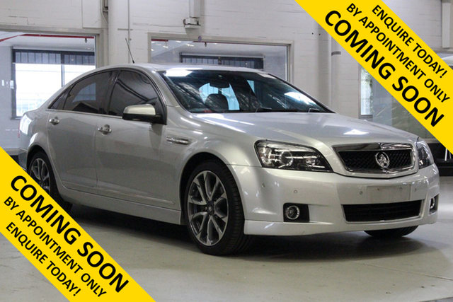 Used Holden Caprice WN MY16 V, 2016 Holden Caprice WN MY16 V Silver 6 Speed Auto Active Sequential Sedan
