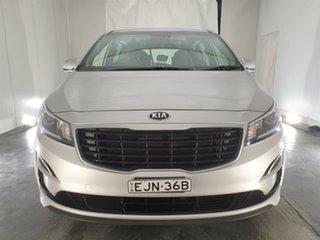 2019 Kia Carnival YP MY19 S Silver 8 Speed Sports Automatic Wagon.