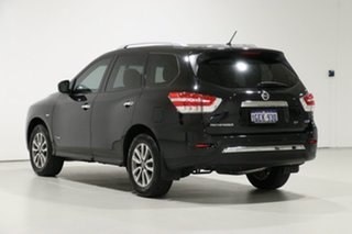 2016 Nissan Pathfinder R52 MY15 ST Hybrid (4x2) Black Continuous Variable Wagon