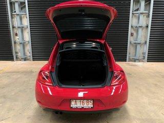 2013 Volkswagen Beetle Red 5 Speed Auto Active Select Sedan