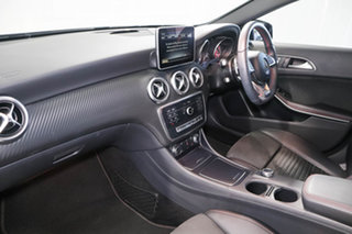 2016 Mercedes-Benz A-Class W176 806MY A180 D-CT Black 7 Speed Sports Automatic Dual Clutch Hatchback