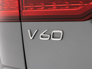 2019 Volvo V60 225 MY20 T5 R-Design Grey 8 Speed Automatic Wagon