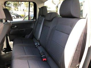 2019 Volkswagen Amarok 2H MY19 TDI550 4MOTION Perm Sportline Black 8 Speed Automatic Utility