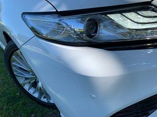 2018 Toyota Camry ASV70R SL Glacier White 6 Speed Automatic Sedan.