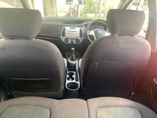 2010 Hyundai i20 White Manual Hatchback