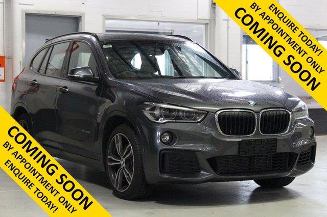 Used BMW X1 F48 MY18 xDrive 25i M Sport, 2017 BMW X1 F48 MY18 xDrive 25i M Sport Mineral Grey 8 Speed Automatic Wagon