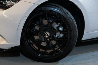 2017 Mazda MX-5 ND RF SKYACTIV-MT White 6 Speed Manual Targa