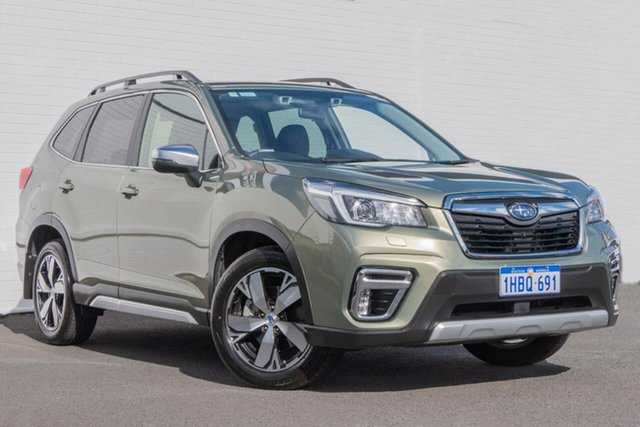 Used Subaru Forester S5 MY19 2.5i-S CVT AWD, 2019 Subaru Forester S5 MY19 2.5i-S CVT AWD Green 7 Speed Constant Variable Wagon
