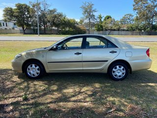2003 Toyota Camry ACV36R Altise Gold.