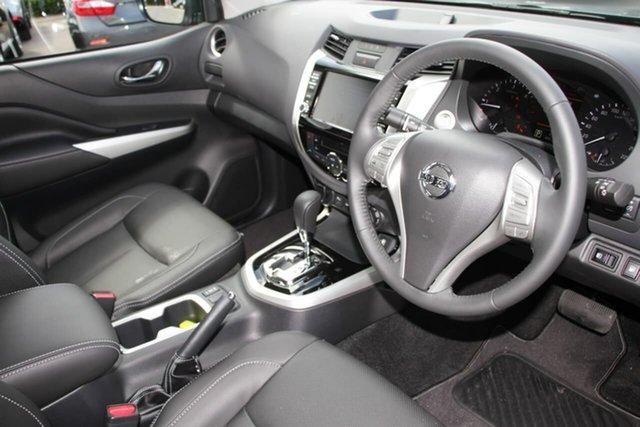 Demo Nissan Navara D23 S4 MY20 ST-X, 2020 Nissan Navara D23 S4 MY20 ST-X Slate Grey 7 Speed Sports Automatic Utility