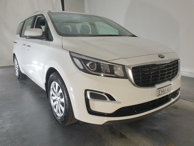 Used Kia Carnival YP MY19 S, 2019 Kia Carnival YP MY19 S White 8 Speed Sports Automatic Wagon