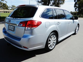 2012 Subaru Liberty B5 MY12 2.5i Lineartronic AWD Silver 6 Speed Constant Variable Wagon