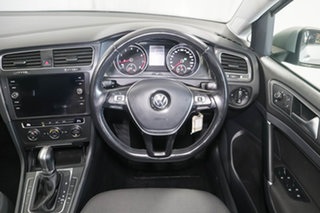 2017 Volkswagen Golf 7.5 MY18 110TSI DSG Comfortline Silver 7 Speed Sports Automatic Dual Clutch