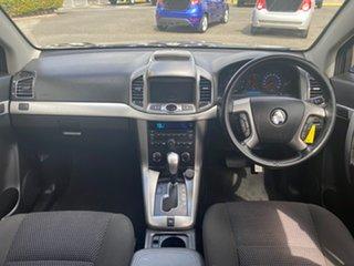 2012 Holden Captiva CG Series II 7 SX Grey 6 Speed Sports Automatic Wagon