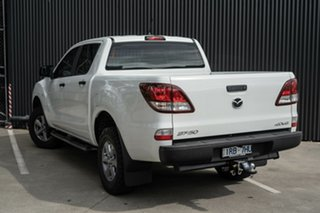 2020 Mazda BT-50 UR0YG1 XT Cool White 6 Speed Sports Automatic Utility