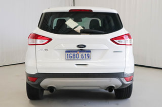 2016 Ford Kuga TF MY16.5 Ambiente 2WD White 6 Speed Sports Automatic Wagon