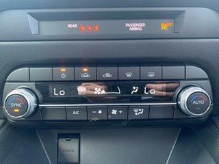 2020 Mazda CX-5 KF4WLA Maxx SKYACTIV-Drive i-ACTIV AWD Sport Polymetal Grey 6 Speed Sports Automatic