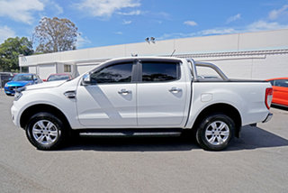 2019 Ford Ranger PX MkIII 2019.75MY XLT White 6 Speed Manual Double Cab Pick Up