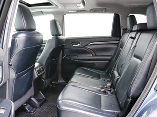 2014 Toyota Kluger GSU50R Grande (4x2) Blue 6 Speed Automatic Wagon