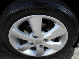 2010 Nissan Tiida C11 S3 TI White 6 Speed Manual Hatchback