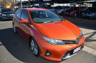 2014 Toyota Corolla ZRE182R Levin SX Orange 6 Speed Manual Hatchback