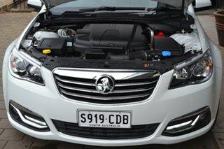 2017 Holden Calais VF II MY17 White 6 Speed Sports Automatic Sedan