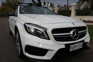 2015 Mercedes-Benz GLE450 AMG 4Matic 292 White 9 Speed Automatic Coupe