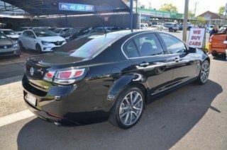 2016 Holden Calais VF II V Black 6 Speed Automatic Sedan.